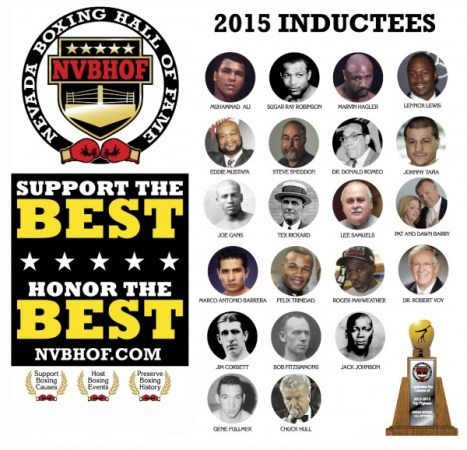 The Nevada Boxing Hall of Fame