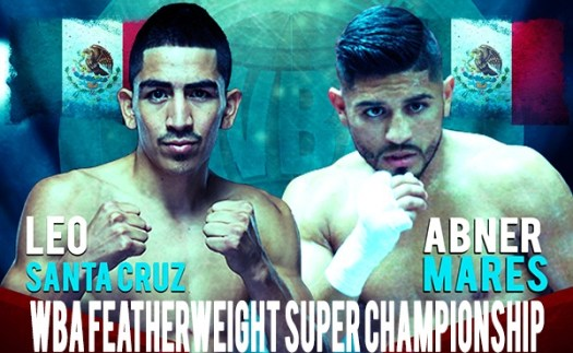 Santa Cruz and Mares Fight for WBA Title