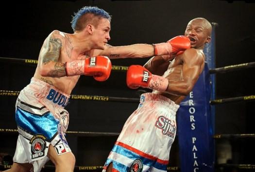 Hekkie Budler Hangs Tough to Retain WBA Title