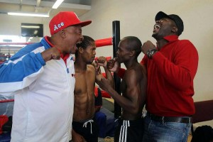 Ace's Wild: South Africa Boxing Update