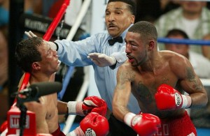 """""""There's not a day goes by that I don't think about that fight between Diego Corrales and Jose Luis Castillo."""" (Photo: AP)"""