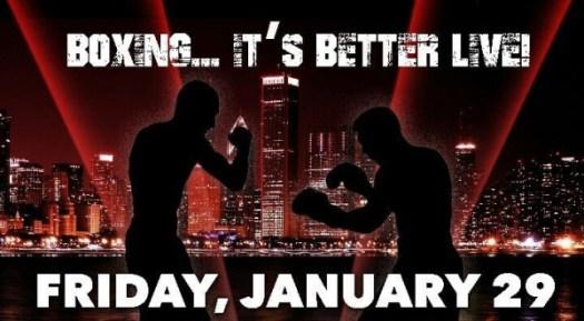 Hitz Boxing Presents Fight Night