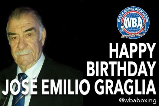 WBA Officials Celebrate Birthdays