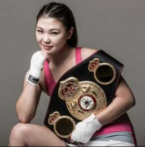 Hyun Mi Choi will defend her WBA 130-pound title