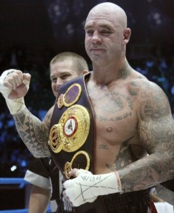 Lucas Browne – WBA Boxer of the Month – February 2016