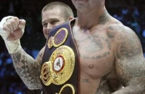 Lucas Browne WBA Heavyweight Champion