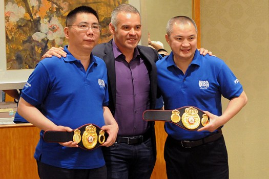 WBA-China Is Open for Business