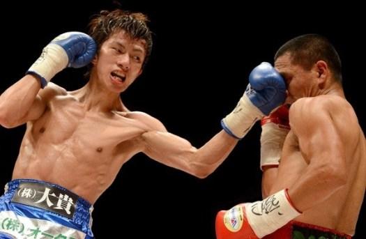 Ryoichi Taguchi wants to keep on the top. (Photo: Naoki Fukuda)