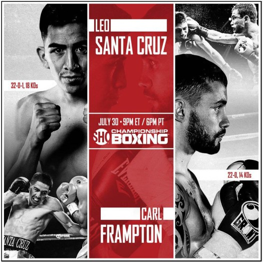 """Santa Cruz only trails """"Chocolito"""" in terms of total punches thrown per round."""