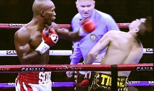 Michel Soro Wins WBA International Title