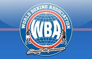 WBA interim championships will be vacated