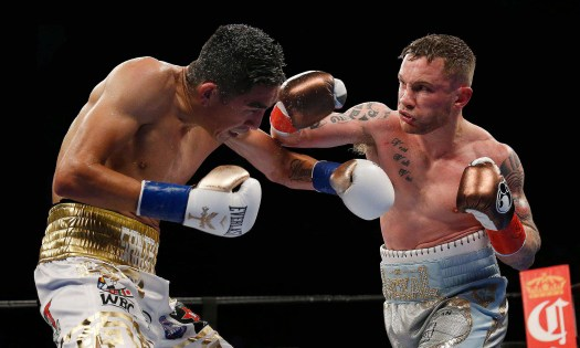 Carl Frampton Named WBA Boxer of the Month