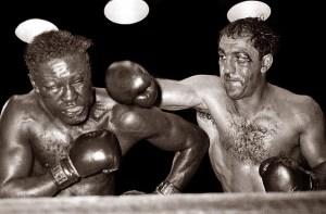 Boxing History: Marciano KOs Charles