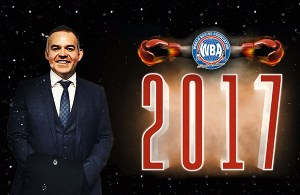 WBA New Year's Message - Gilberto Jesús Mendoza