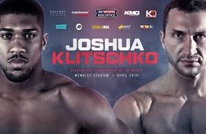 Wladimir Klitschko will face Anthony Joshua on April 29. (Photo: Lorenz Baader)