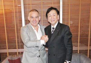 WBA and AIBA held second meeting in Taipei