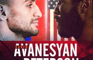 David Avanesyan vs. Lamont Peterson