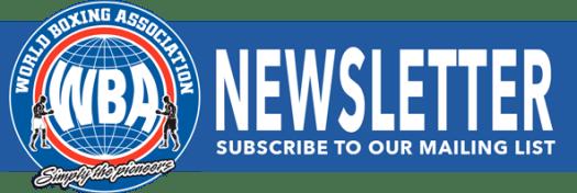 WBA Newsletter