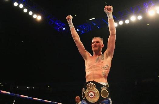 Arnfield retains WBA-International title