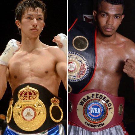 WBA orders Taguchi-Barrera fight.