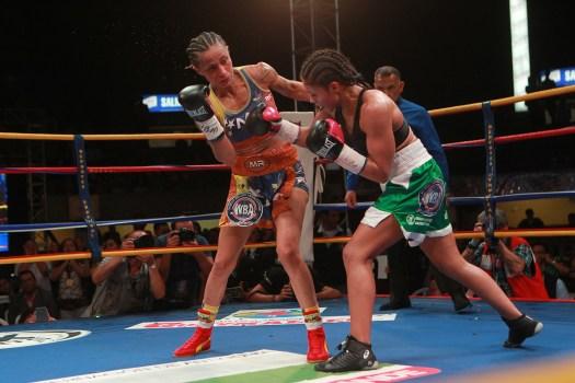 Rivas Retains Her Bantamweight Title