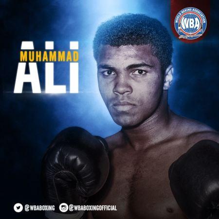Let's remember Muhammad Ali