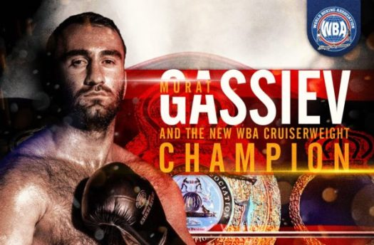 Gassiev, Honorable Mention.