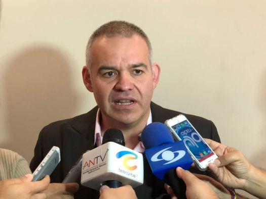 Mendoza compartió sus impresiones de la Convención AMB con la radio panameña