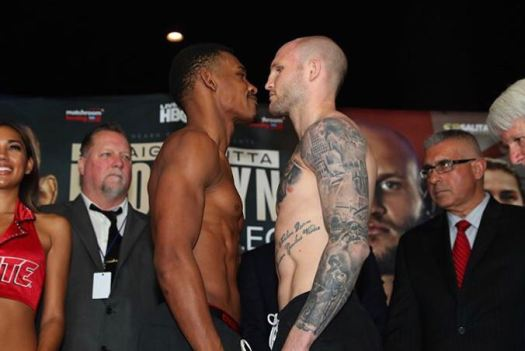 Jacobs and Sulecki Make Weight For Brooklyn Battle