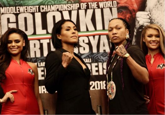 Braekhus vs Reis Final Press Conference