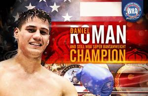 Daniel Roman - WBA Honorable Mention June 2018