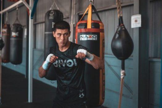 Bivol hizo entrenamiento público antes de su pelea con Chilemba.