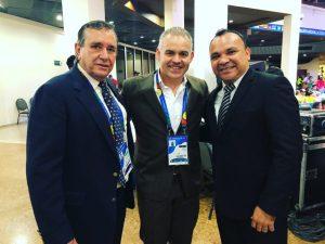 Gilberto Mendoza estuvo en la final de los Centroamericanos