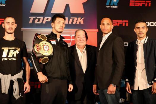 Murata in Las Vegas: This is just the beginning