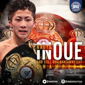 Naoya Inoue – Boxer of the month October 2018