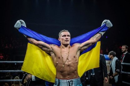Oleksandr Usyk: a special fighter – World Boxing Association