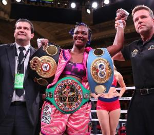 Claressa Shields and Marie Eve De Carie for the Super Welterweight supremacy