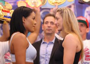 Braekhus and Magdziak beat the scales in Carson