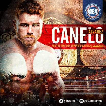 Saúl Álvarez – Boxer of the month December 2018