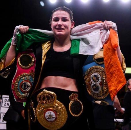 Taylor dominates Volante for her 6th WBA Title defense