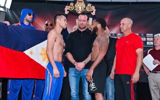 Stephon Young will be Nonito Donaire's rival for the WBA Super Championship