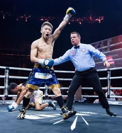 Inoue will defend against Jason Moloney on October 31st in Las Vegas