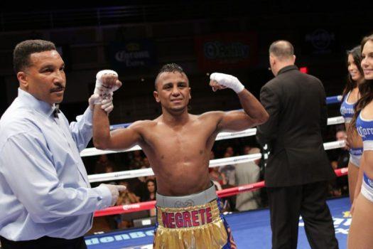 Joshua vs Negrete for the WBA-International belt this Saturday