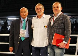 Atlantic Government recognizes the work of Gilberto Jesus Mendoza