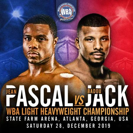 Pascal defends his WBA title against Jack in a veterans duel