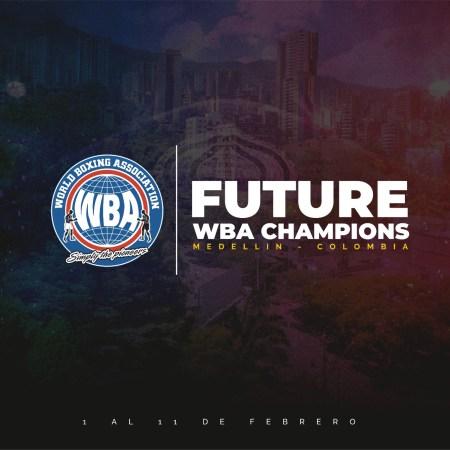 """MMA Colombia will host the """"Future WBA Champions"""" Camp in Medellin"""