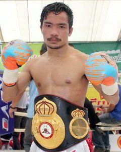Niyomtrong: un gran campeón en el peso mínimo
