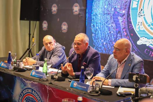 "Mendoza to WBA Directory: ""We must go to the bases"""