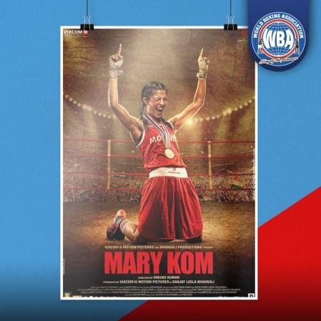 """""""No se hace historia sin guerra"""", Mary Kom"""
