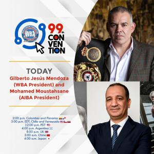 WBA and AIBA announce an agreement for world boxing